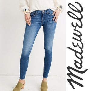 Madewell Skinny Skinny Ankle Size 25